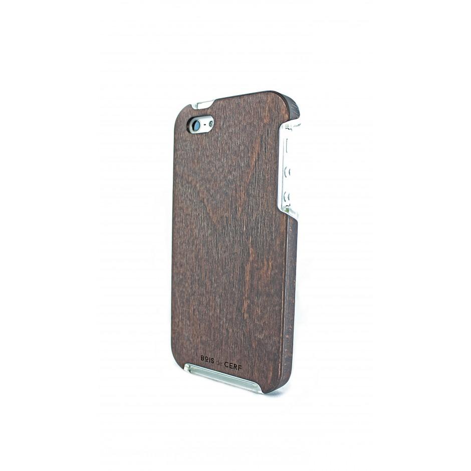 Brâme coque bois iPhone 5/5S