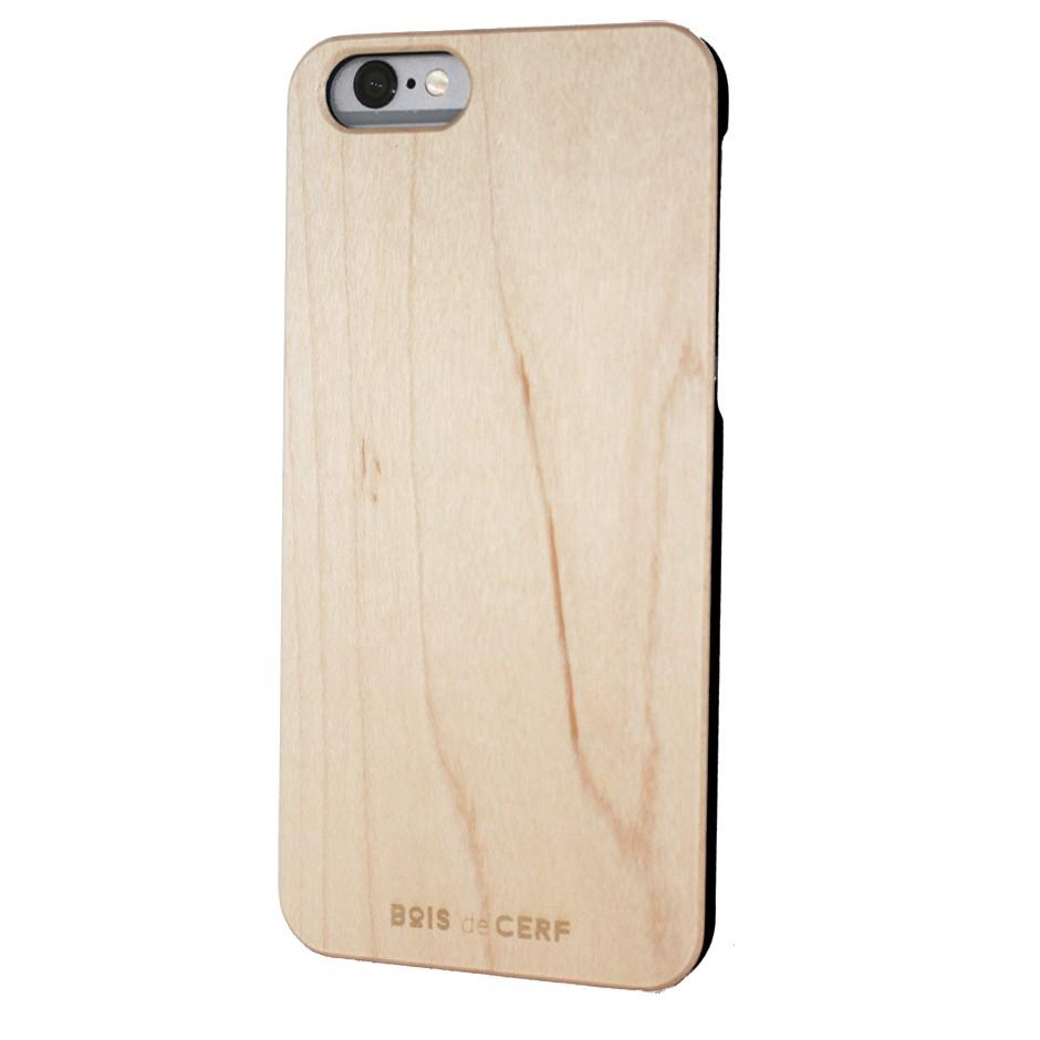 Caso de madera iPhone 6 / 6S