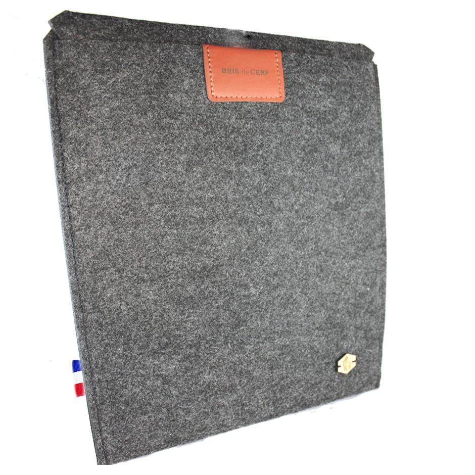 Étui Macbook Pro laine