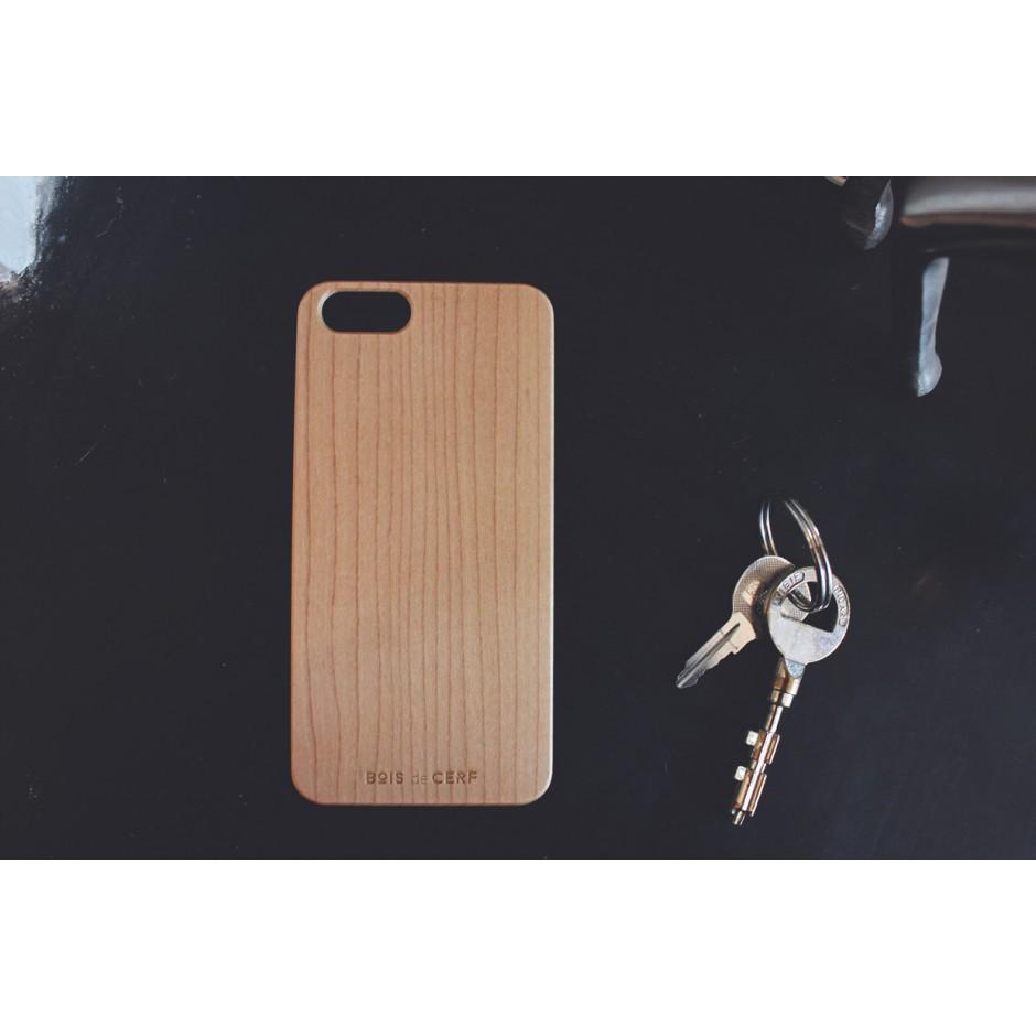coque bois iphone 7