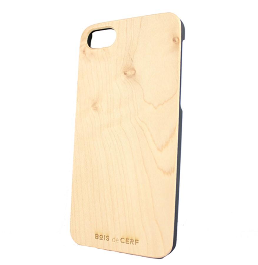 Coque en bois iPhone 7 / 7+ et 8