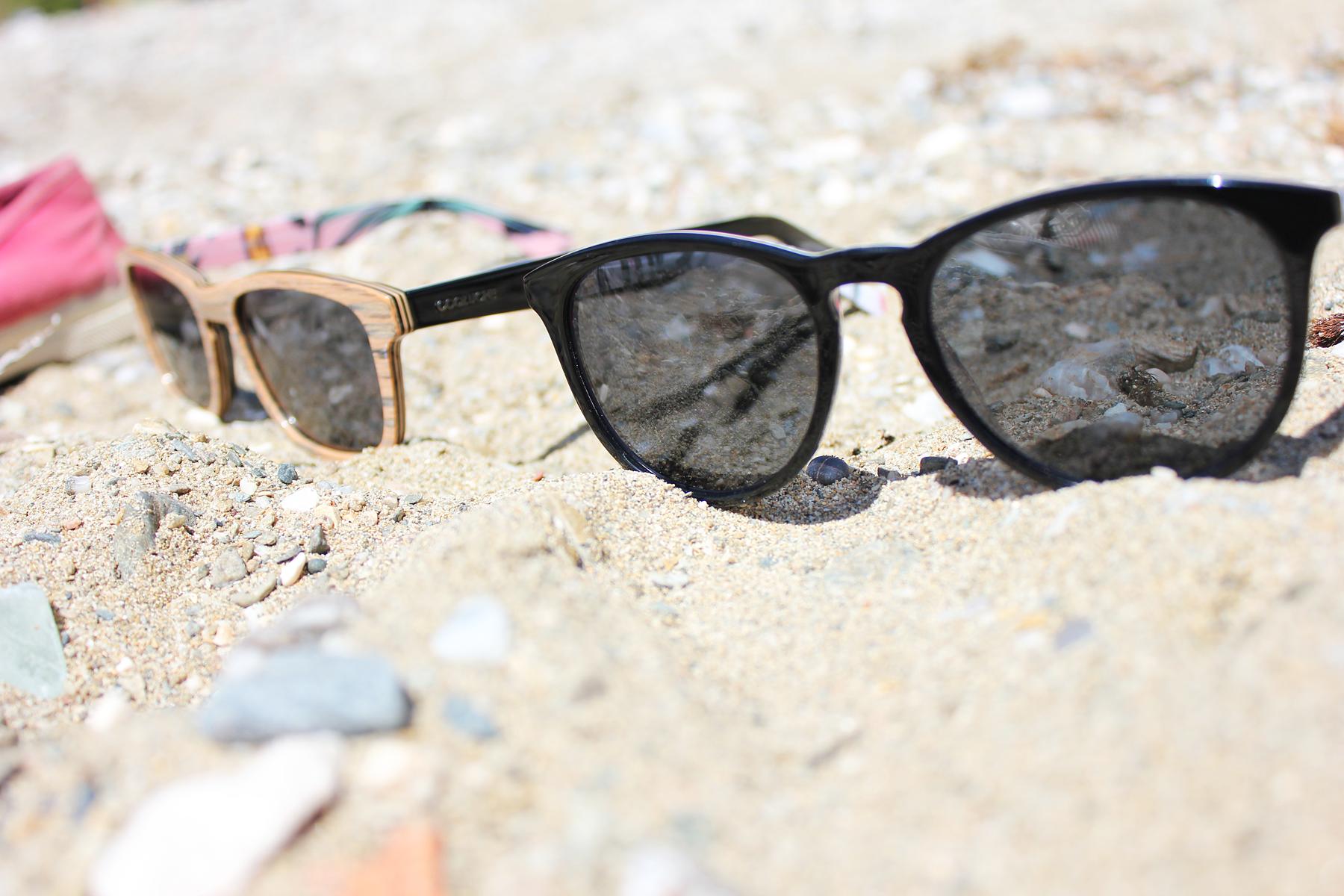 Gafas de sol de verano 2018